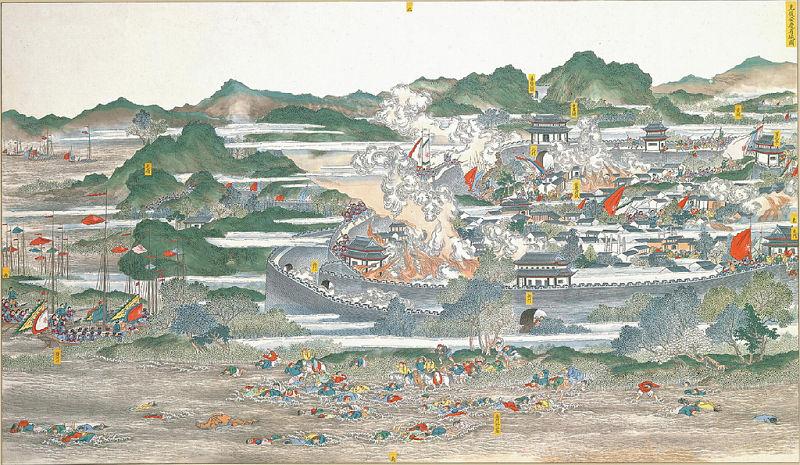rebelion de Taiping