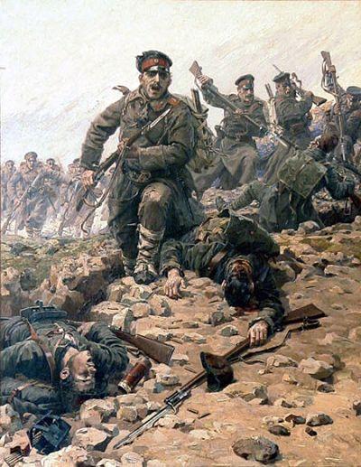 bayoneta Gallipoli