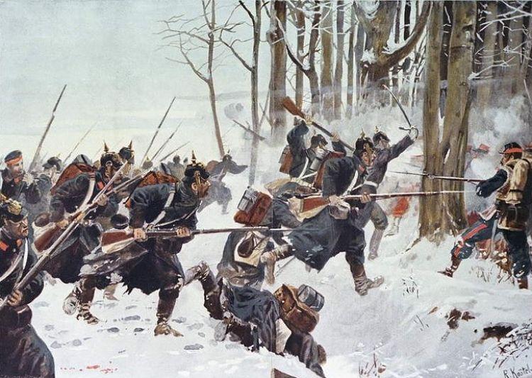 bayoneta antigua